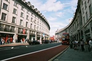 【ヨーロッパを『ランで旅する。』ロンドン ピカデリーサーカス】